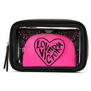 🌴Victoria's Secret Makeup Bags